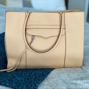Rebecca Minkoff Saffiano Leather M.A.B. Tote